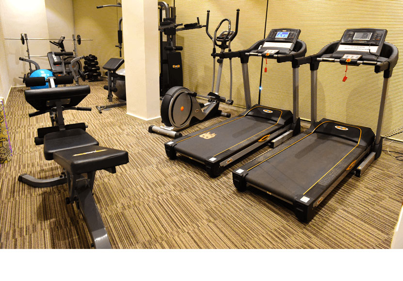 Hotel-Gymnasium